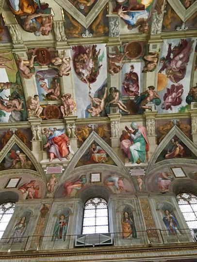 Sistine Chapel (2)