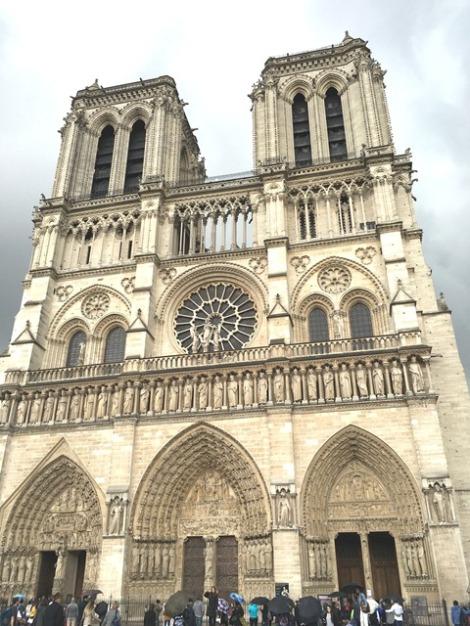 Notre Dame de Pariss